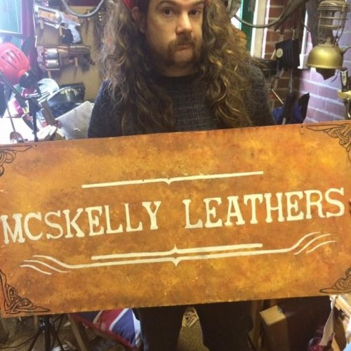 McSkelly Leathers